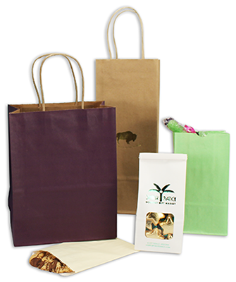 Shopper, Gift and Treat Bags